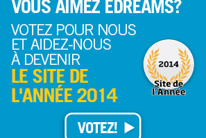 eDreams: Nominé pour le prix du site de l'année