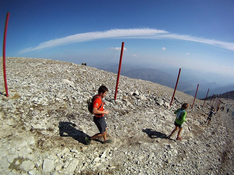 trail ventoux eDreams