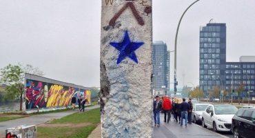 A Berlin pour célébrer les 25 ans de la chute du Mur