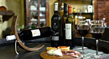 Route des vins en Andalousie