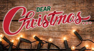 «Dear Christmas …» cette année je veux un voyage à New York!