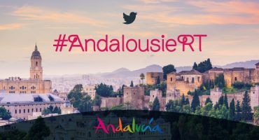 Suivez-nous, tweetez et voyagez en Andalousie ! [CONCOURS]