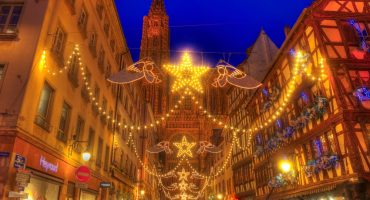 24 heures dans les marchés de Noël de Strasbourg!