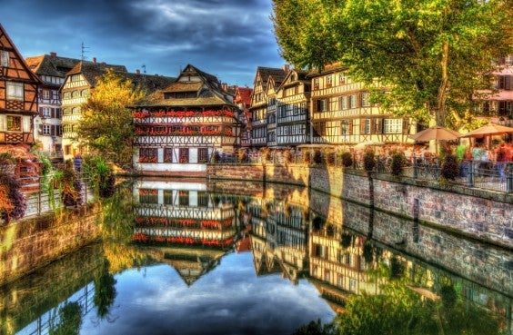 """La petite France"" Strasbourg"