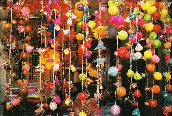 Mercado de Chattuchak Bangkok