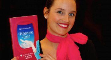 Interview : Elizabeth Landry, Chroniques d'une hôtesse de l'air