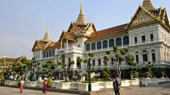 Bangkok - Le Grand Palais