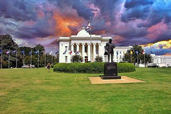 Capitol Montgomery Alabama