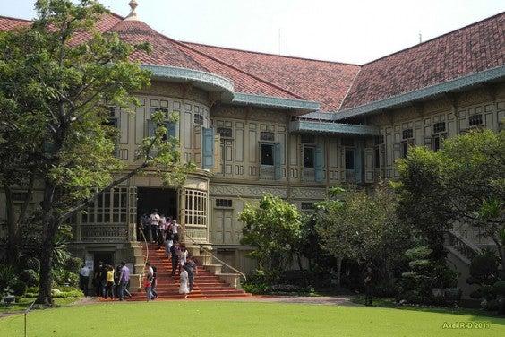Vimanmek Palace Bangkok