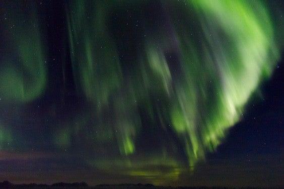 aurore boreale danemark