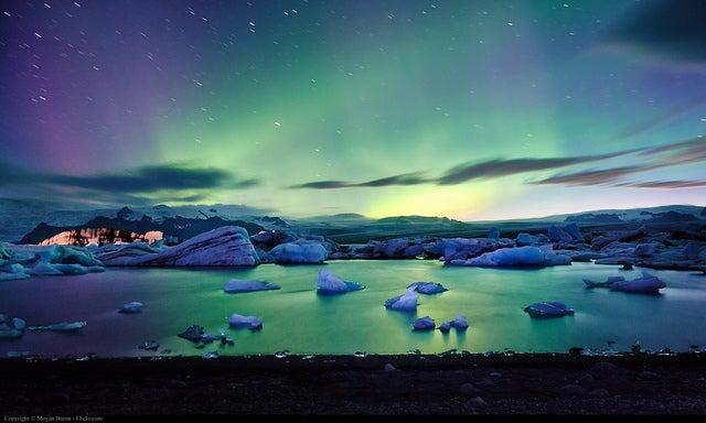 Les plus belles aurores boréales du monde