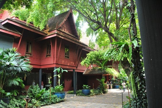 Casa de Jim Thompson Bangkok