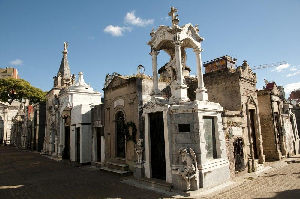 cimeterie recoledta buenos aires - blog eDreams