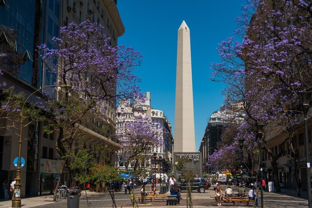 obelisque buenos aires - blog eDreams
