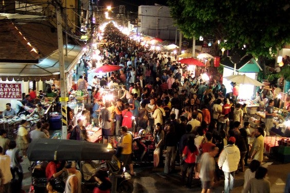 Chiang Mai Sunday Market - blog eDreams