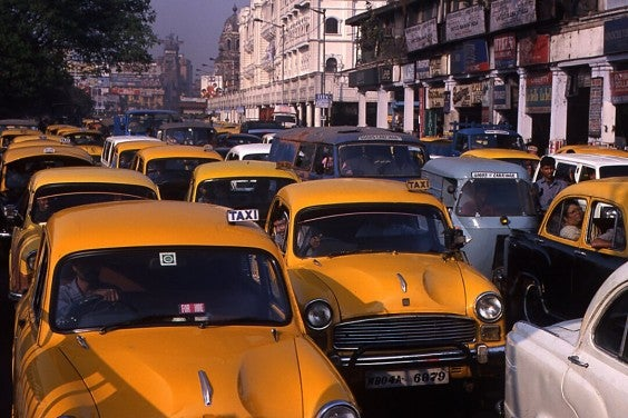 Inde taxis