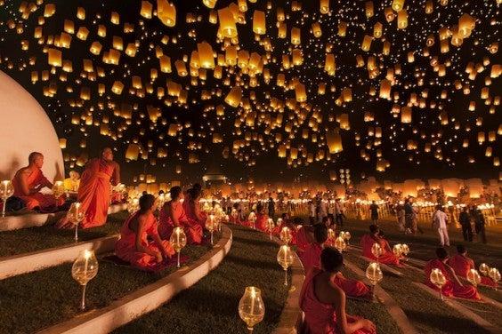 Yi Peng Chiang Mai - blog eDreams