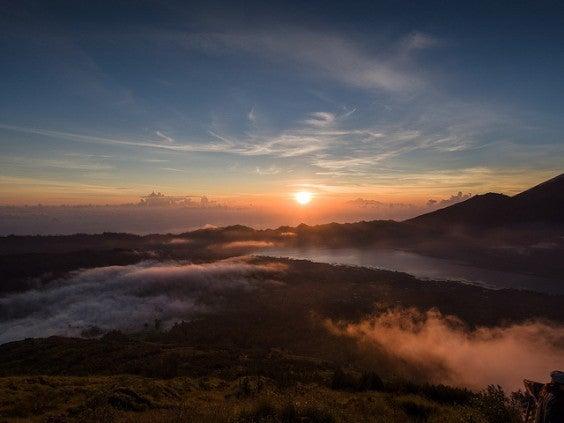 Volcan Batur Bali