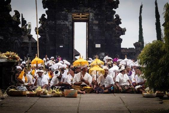 templo Pura Besakih Bali
