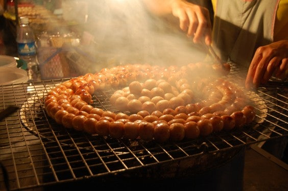 Street food Chiang Mai - blog eDreams