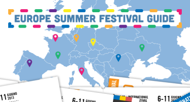 Guide des festivals de l'été en Europe