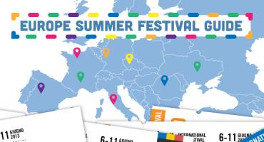 Guide des festivals de l'été en Europe