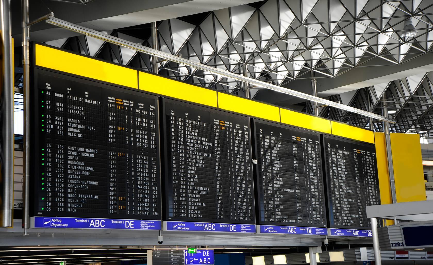 Grève des contrôleurs aériens : informations pratiques