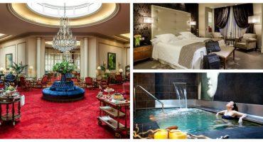 Les meilleurs hôtels d'Europe en 2014