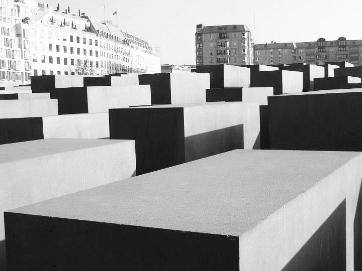 Mémorial juif Berlin eDreams