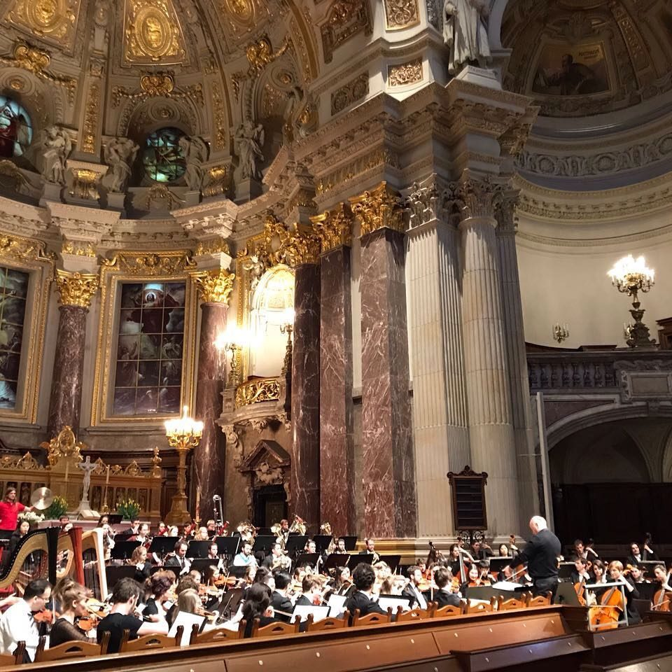 Concert Cathédrale de Berlin eDreams