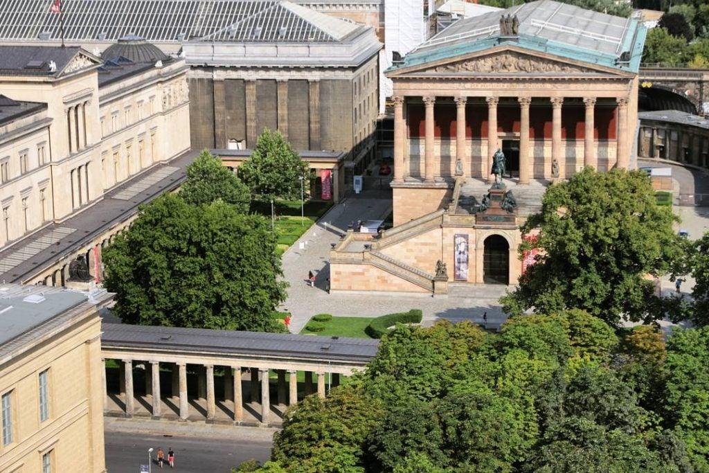 Ile aux musées Berlin eDreams