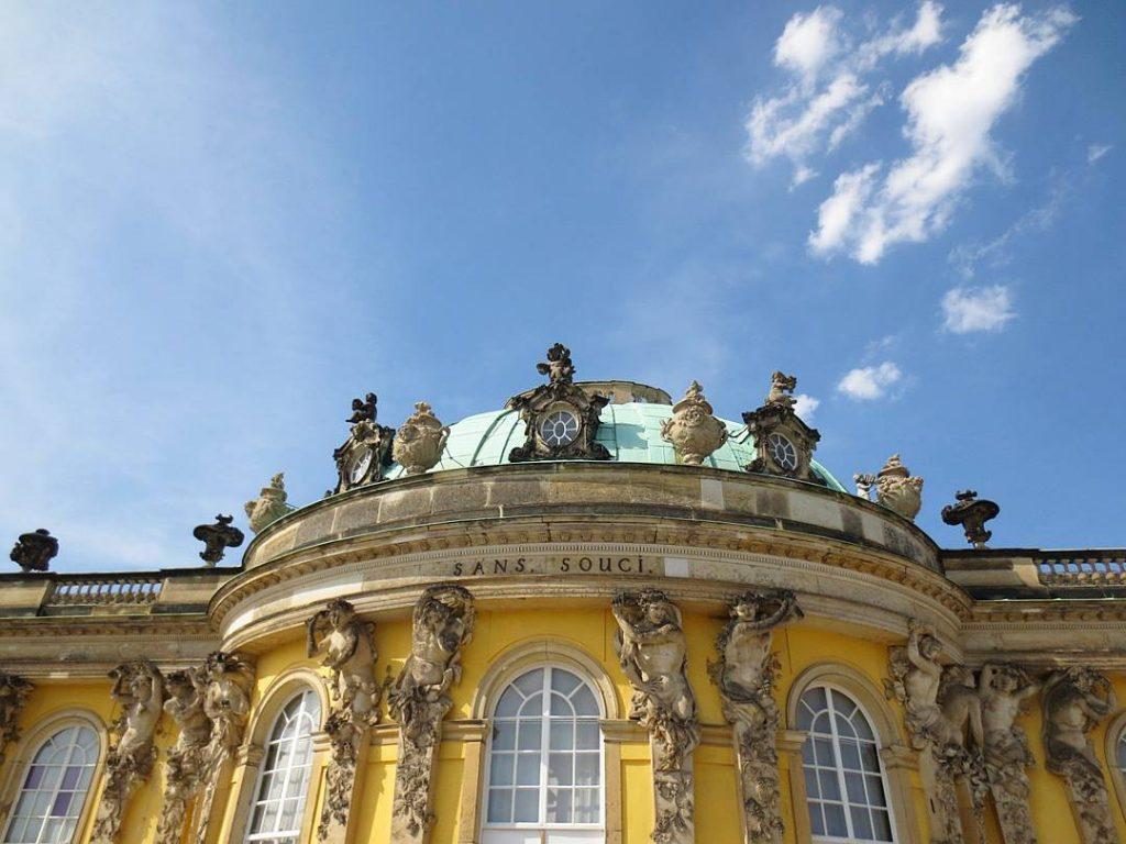 Palais de Sanssouci Potsdam eDreams