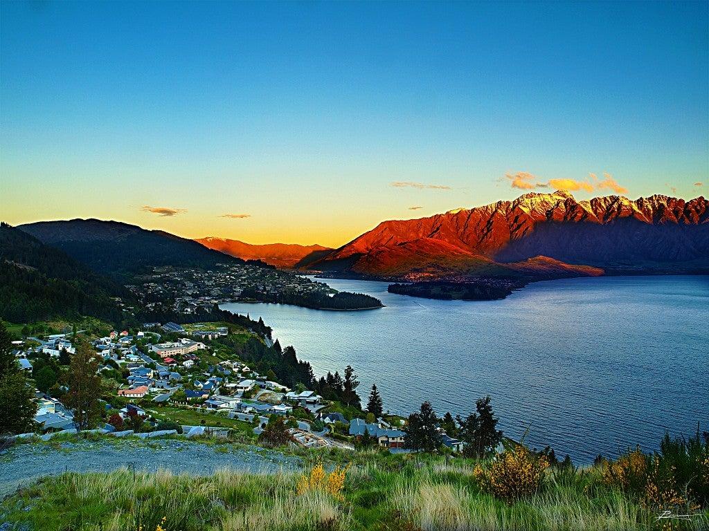 Queenstown Nuova Zelanda