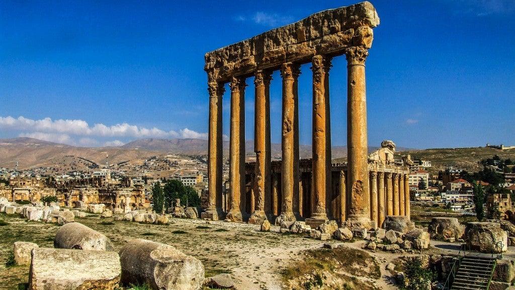 Baalbek Libano