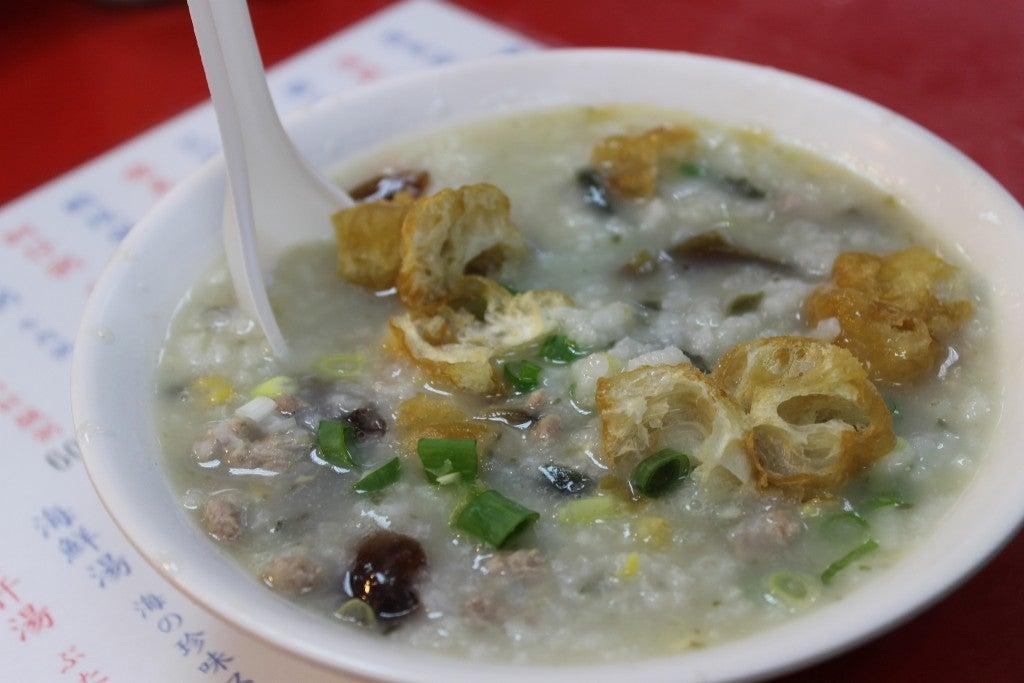 Desayuno chino
