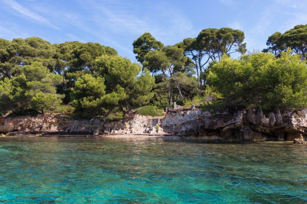 Iles de Lérins Cannes