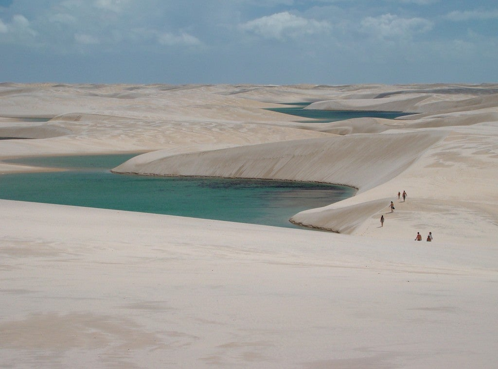 lencois maranhense Brasile