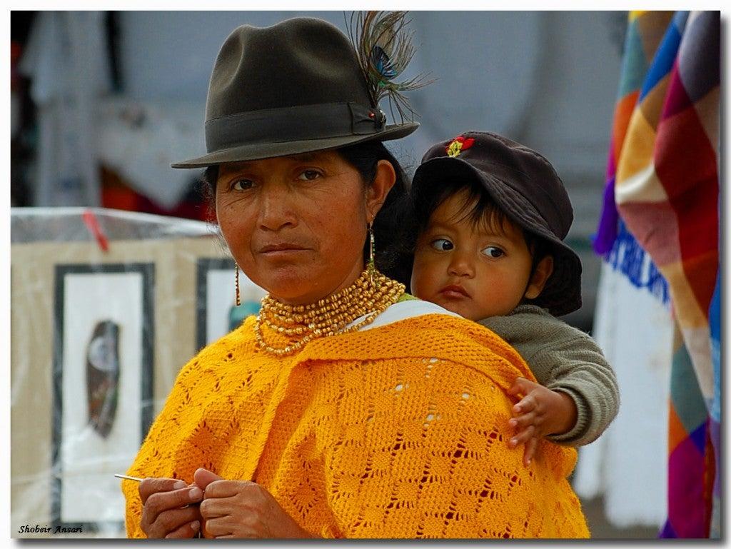 Maman equateur