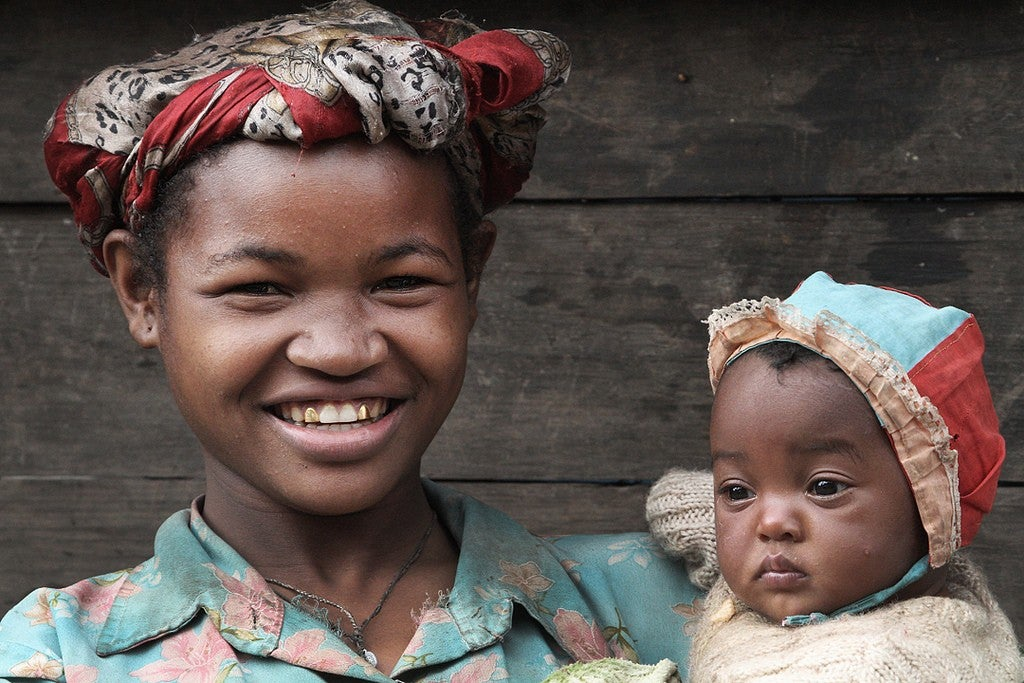 Maman Madagascar