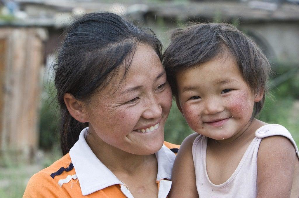 Mongolie Maman