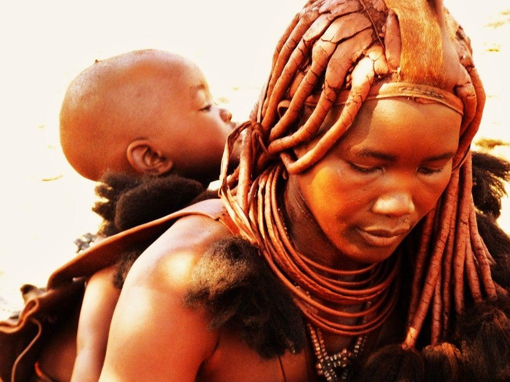 Maman Namibie