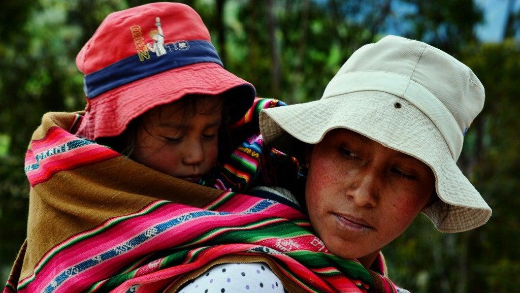 Maman Pérou
