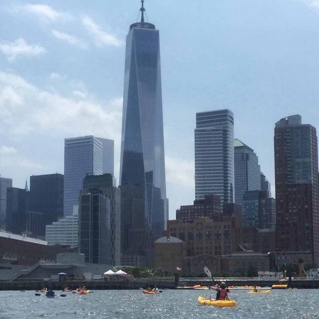 kayak hudson river new york - blog eDreams