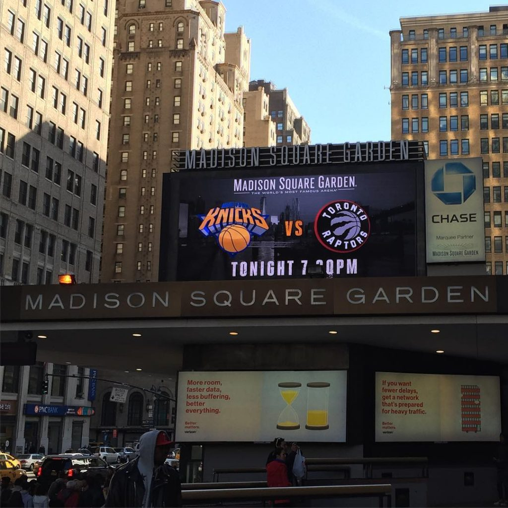 match NBA new york - blog eDreams