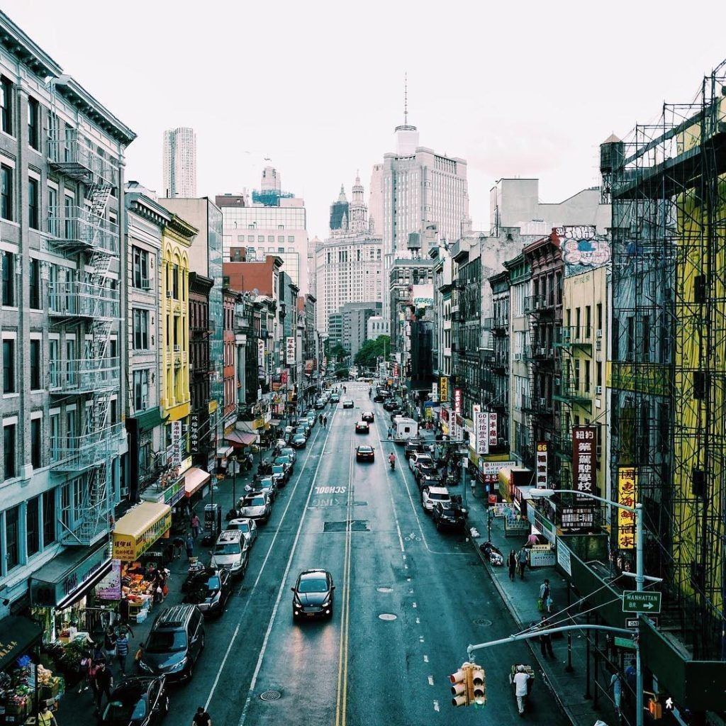 chinatown new york - blog eDreams