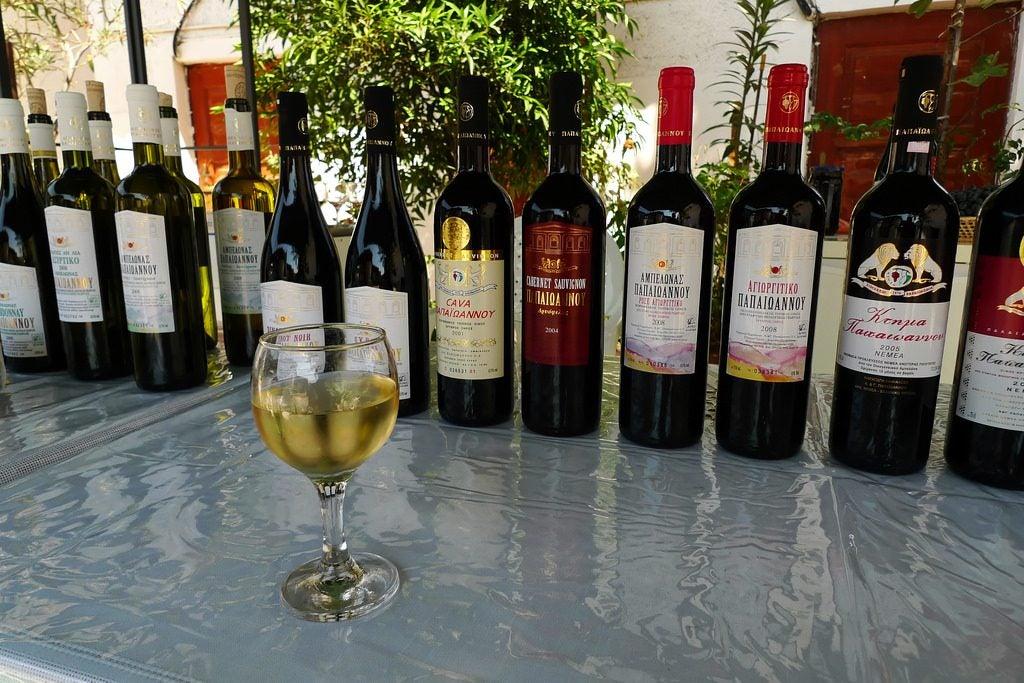 Vins grecs
