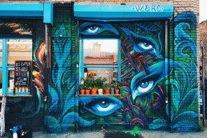 Top 25 des destinations «street art» dans le monde