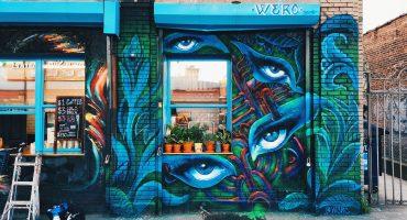 Top 30 des destinations street art dans le monde