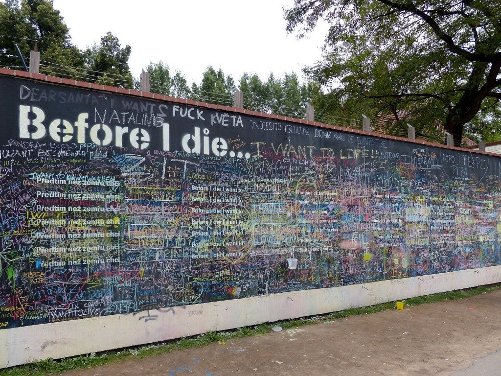 street art en praga