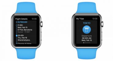 eDreams débarque sur l'Apple Watch